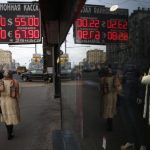 Oil sinks, Russian moves fail to quell nerves