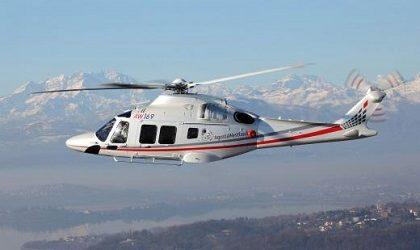 Азербайджан купит итальянские вертолеты для оффшорных операций