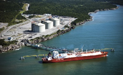 NOVATEK shipped first LNG cargos to China