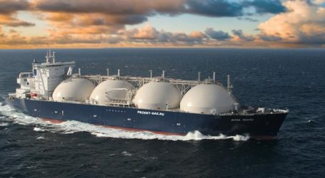 Global LNG trade reaches record volumes