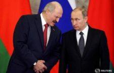 Белоруссия все меньше и меньше собирается платить за российский газ