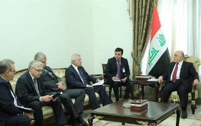 LUKOIL president met Prime Minister of Iraq