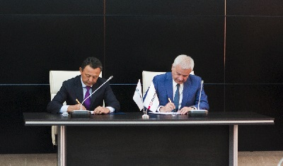 KazMunayGas and Lukoil sign an agreement on Caspian project