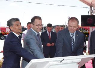 Lukoil opens new terminal in Volgograd
