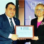 """Dördüncü """"CEO Lunch Tbilisi"""" keçirilib"""