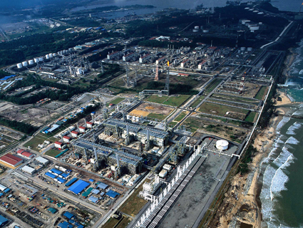 Shell completes Malaysia LNG Tiga equity sale