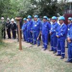 Masallı rayonunun 2 kəndinə təbii qaz verilib