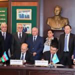 Baku hosts meeting of Azerbaijan-Kazakhstan Intergovernmental Commission