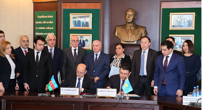 Baku hosts meeting of Azerbaijan-Kazakhstan Intergovernmental Commission