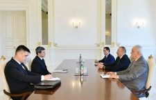 Ilham Aliyev meets Turkmen foreign minister
