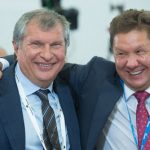Gazprom becomes more expensive than Rosneft again