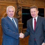 «Газпром» и ЛУКОЙЛ обсудили перспективные направления стратегического партнерства