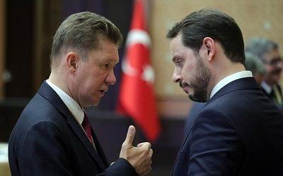 """Миллер обнародовал новые данные по """"Турецкому потоку"""""""