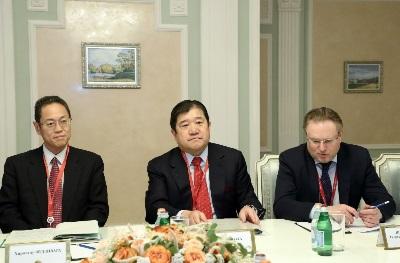 «Газпром» и Mitsui обсудили ход реализации соглашения в области СПГ