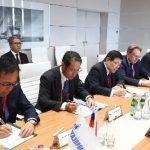 «Газпром» и Mitsui подписали Меморандум о взаимопонимании по проекту «Балтийский СПГ»
