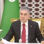 Berdimuhamedov Criticizes Work of Fuel, Energy Complex in 2020