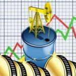 За 10 месяцев объем добычи нефти и газового конденсата в РФ вырос на 0,7%