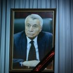 Farewell ceremony for Azerbaijani Energy Minister Natig Aliyev