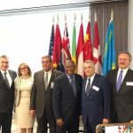 Министр энергетики Азербайджана на переговорах в США