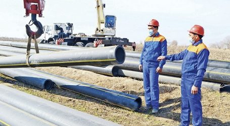 Natural gas – for farmers of Mary region