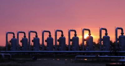"""Rusiyada qaz hasilatı """"Qazprom"""" istisna olmaqla 10.9% artıb"""