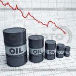 Цена нефти Brent упала до минимума за 16 месяцев