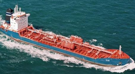 Another tanker with Azerbaijani oil arrives at Odessa port