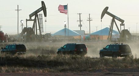 Ниже прогноза сократились запасы нефти в США за неделю