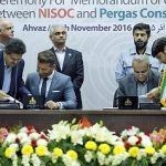 NISOC, Pergas Sign HOA for Developing Iran Oilfield