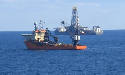 Misirin Aralıq dənizi sahilində dünyanın ən böyük təbii qaz yataqlarından birinin aşkar edildiyi bildirilir
