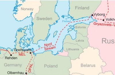 OMV обнородовала объем инвестиций в проект «Северный поток-2»