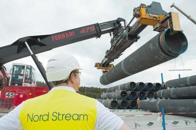 """""""Şimal axını 2"""" qaz boru kəmərinin inşasına hazırlıqlar Greifswald Körfəzində başlayıb"""