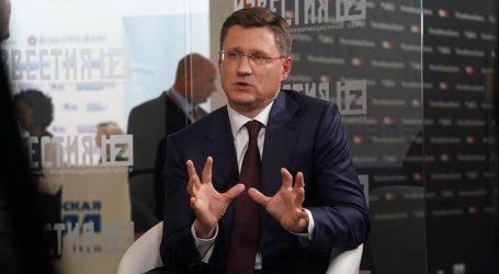 Новак оценил текущую ситуацию на рынке нефти