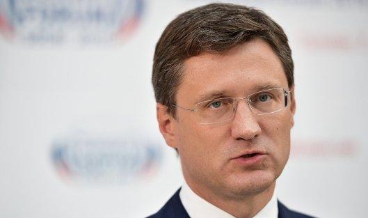 Новак назвал абсурдом законопроект о санкциях против «Северного потока-2»