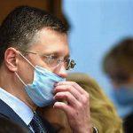 Заболевший коронавирусом Александр Новак принял участие во встрече ОПЕК+