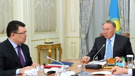 Ускорить решение по четвертому НПЗ поручил Президент Канату Бозумбаеву