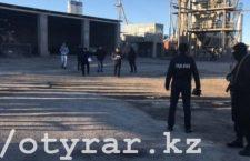 Задержаны 10 подозреваемых в хищении нефти