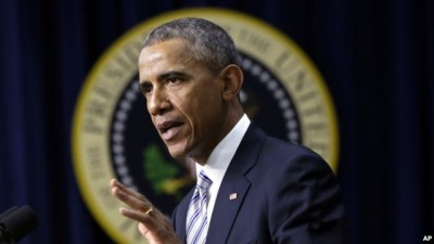 Obama Kistoun neft kəməri layihəsinə veto qoyub