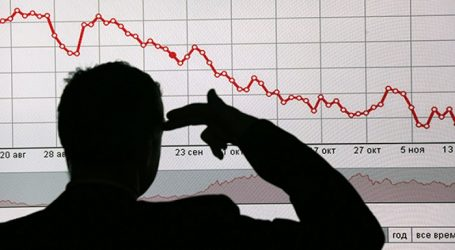 Russian Oil Sales Collapse