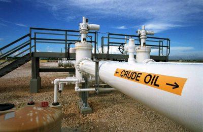 Ukraynaya idxal olunan xam neftin 85,2%-i Azərbaycanın payına düşüb