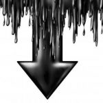 Price of OPEC oil dropped below $40.00 per barrel first since 2009