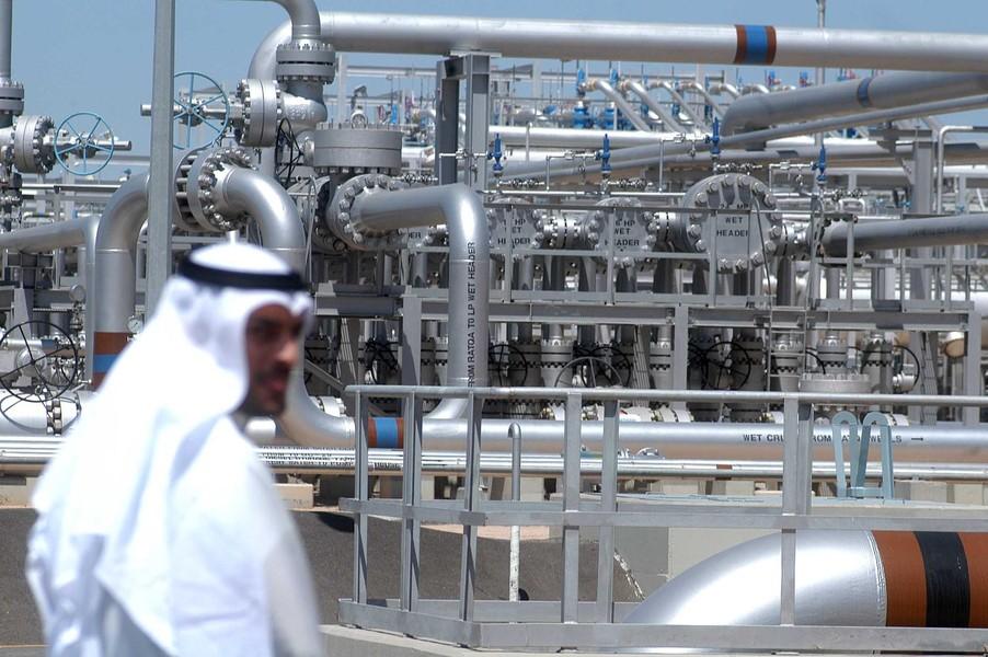 Кувейт прекратил экспорт нефти в США