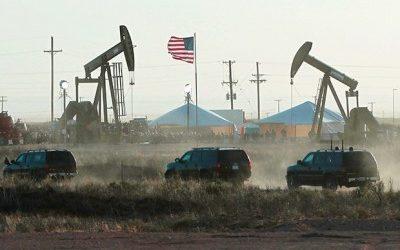 В США стабильно растет добыча нефти