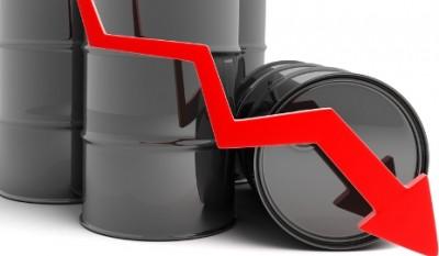 Neftin qiyməti 1,5 ayın ən aşağı səviyyəsinə düşüb