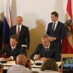 OMV and Gazprom sign extension for natural gas supplies to Austria