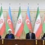 Iran, Azerbaijan ink 8 pacts, MoUs in Baku