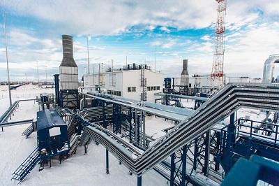 «Газпром нефть» начала пусконаладочные работы на УКПГ на Новопортовском месторождении
