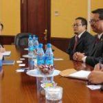 Petronas в Баку обсудил вопросы поставок туркменского газа в Европу