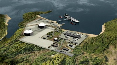 Petronas to join LNG Canada