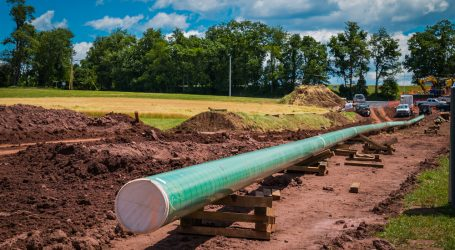 В США закрыли проект газопровода Atlantic Coast Pipeline